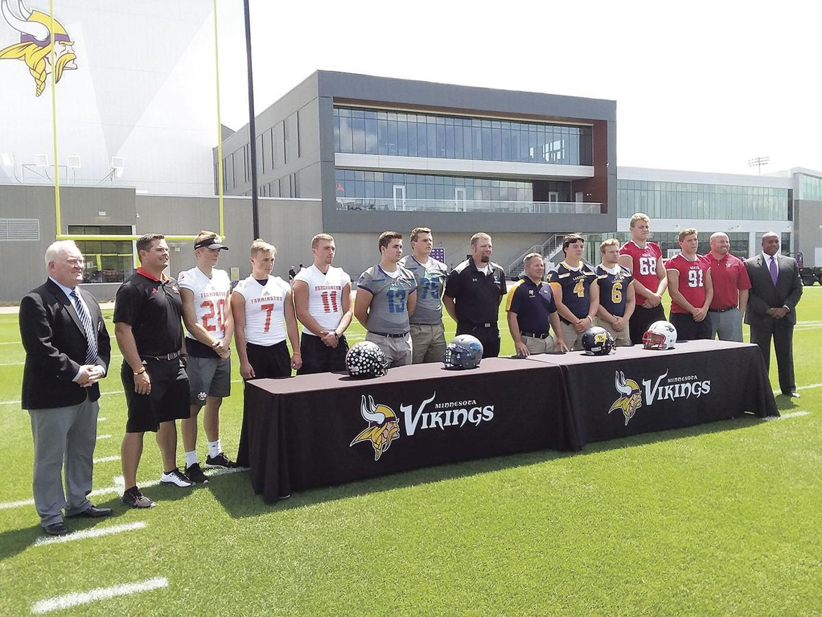 Vikings extend welcome to high school teams | Sports