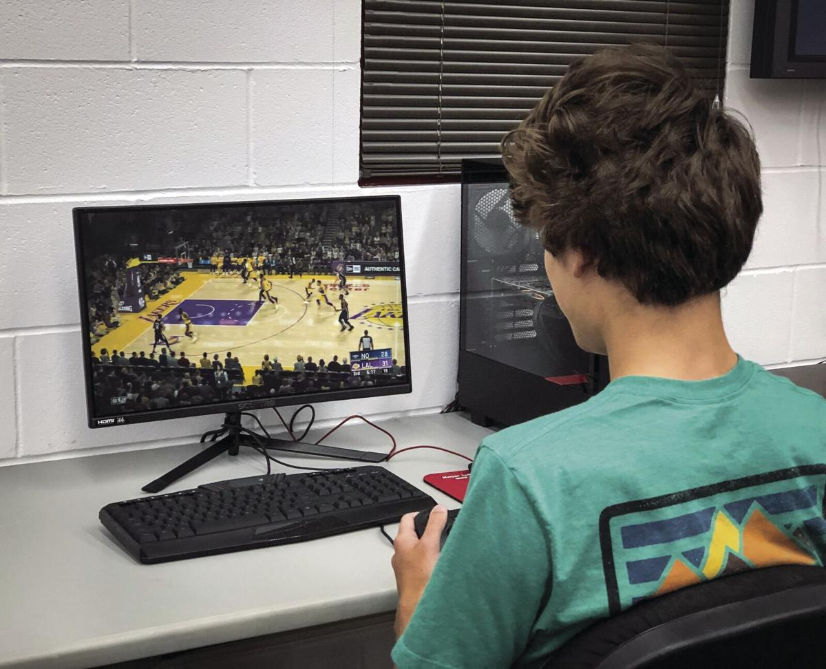 Gamers unite for Mayer Lutheran e-sports team