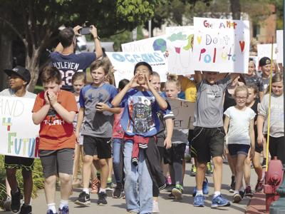 Swan River Student strike