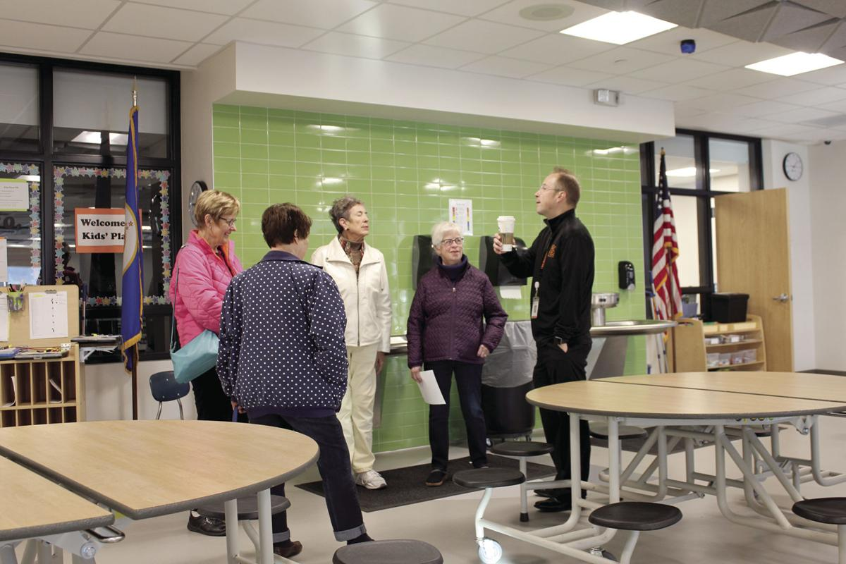 Contractor completes work at Park Spanish Immersion Elementary School in St. Louis Park - 1