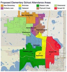 Wayzata School District Map Concerns heard over proposed boundary changes in Wayzata School  Wayzata School District Map