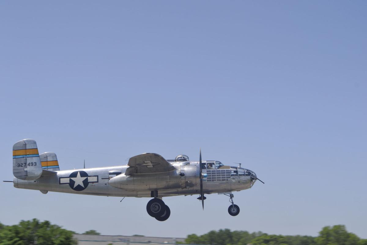 MN Commemorative Air Force provides ride of a lifetime for