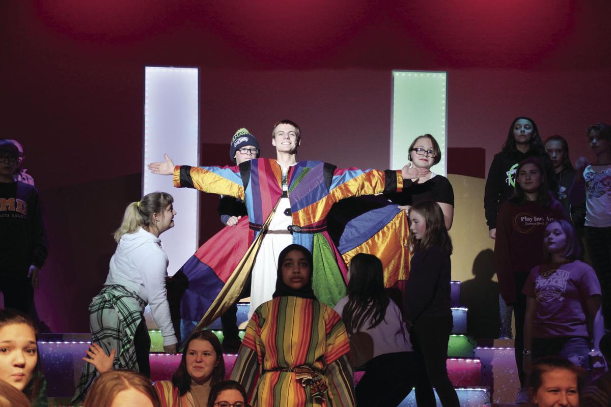 CIHS presents 'Joseph and the Amazing Technicolor Dreamcoat'