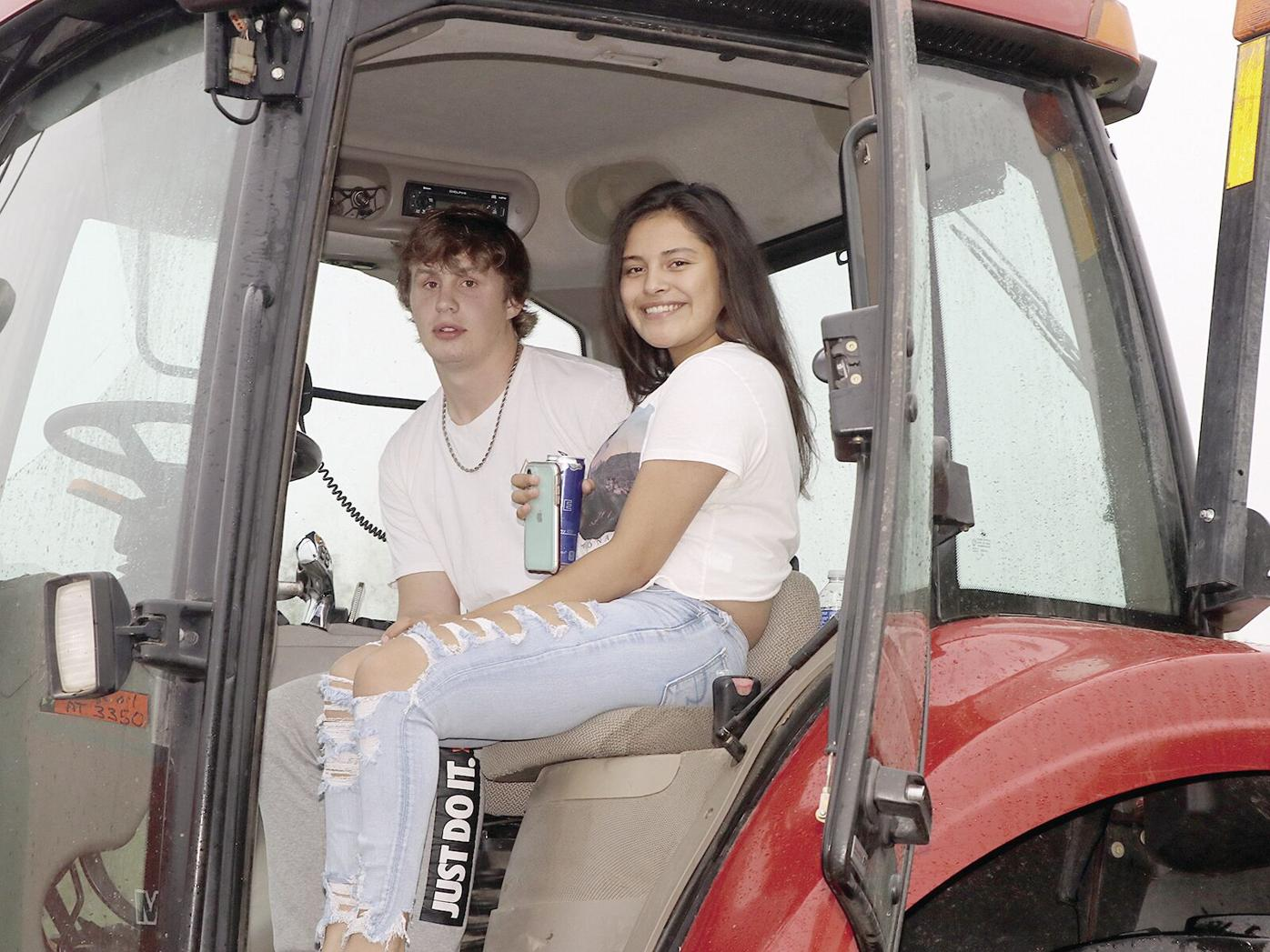 Tractor day brant and Aaliyah.jpg