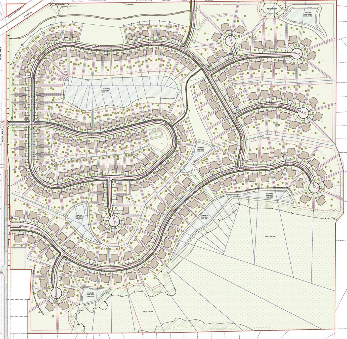 Hollydale housing development rejected by Plymouth City Council