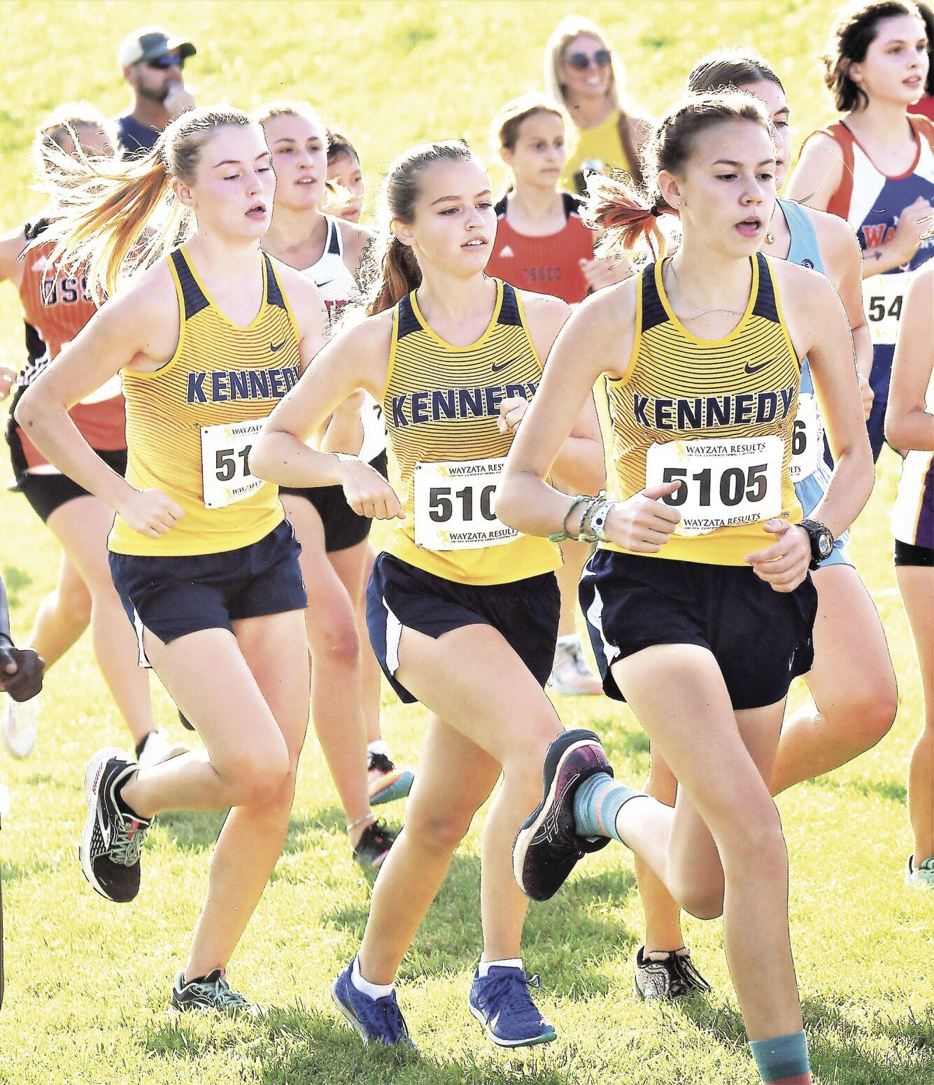Kennedy runners