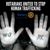 Rotary International to tackle human trafficking