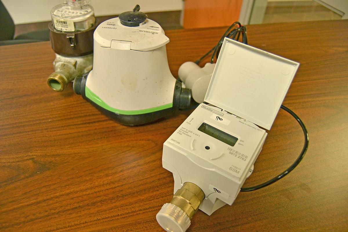 Apple Valley Starting Process For Water Meter Replacements Apple Valley Hometownsource Com
