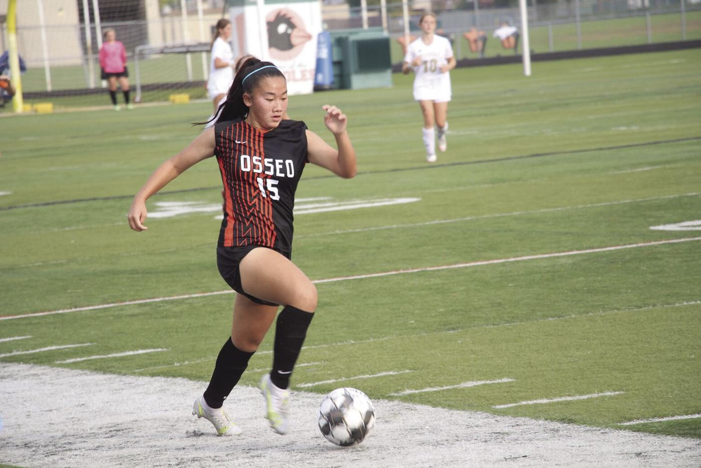 Osseo boys record two draws, loss before playoffs begin; girls go 0-2