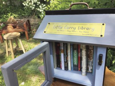 Sensational Open Your Front Yard Brother Of Little Free Library Founder Uwap Interior Chair Design Uwaporg