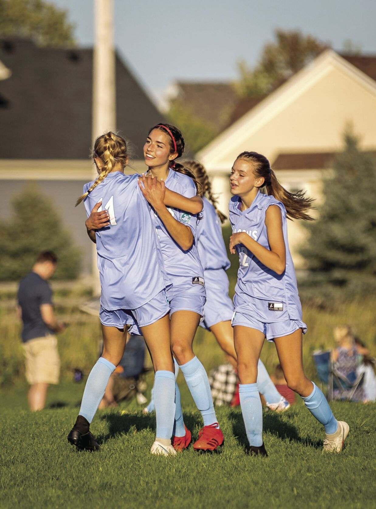 LILA Dragons vs. Eagle Ridge Academy Varsity Soccer Game