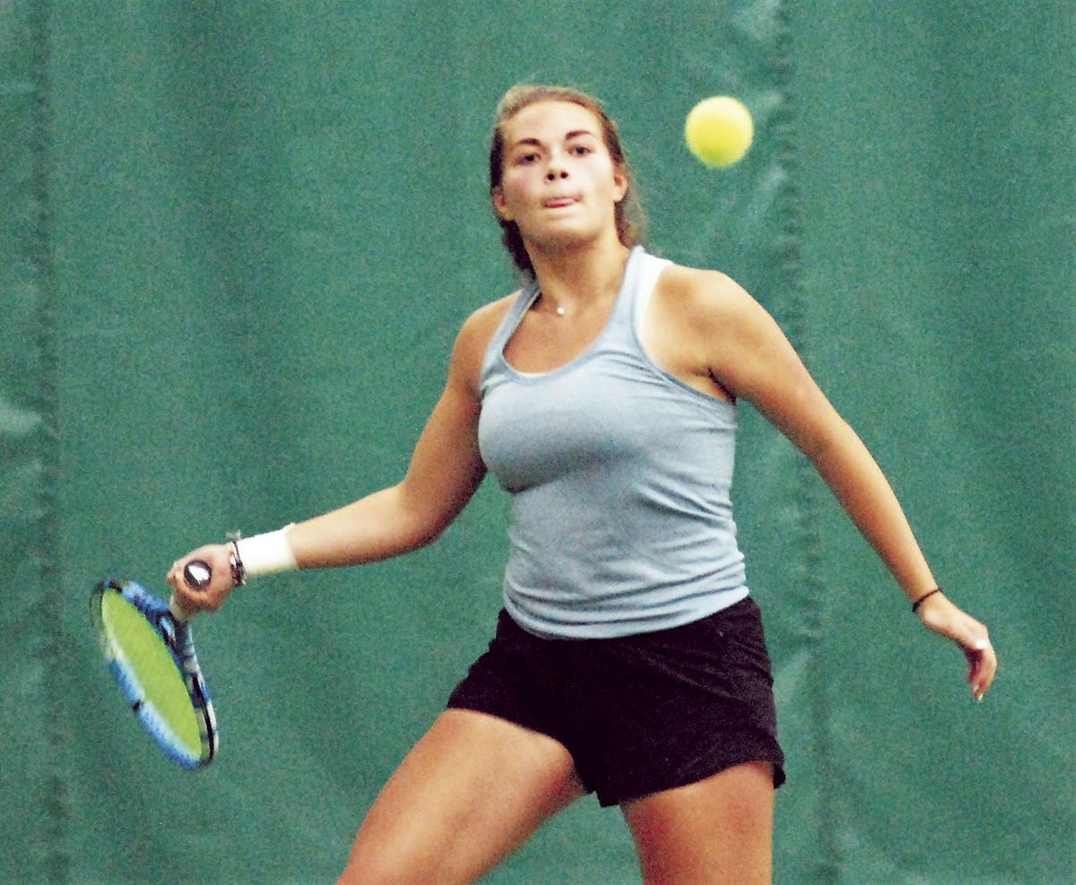 Langley sisters deliver victories for Wildcats | Sports