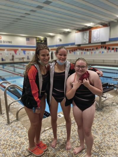 Osseo prep swimmers, divers adjusting to virtual competitions