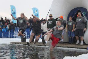 Polar Bear Plunge returns to Crooked Lake Feb. 28