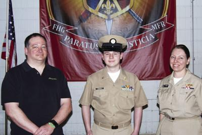 Minnetonka student made chief petty officer in Navy Cadet