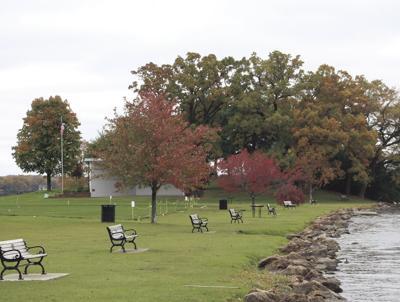 Commons Park bandshell