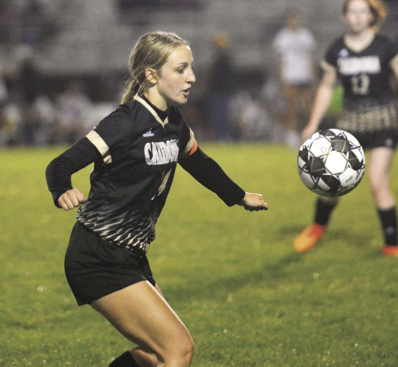 Soccer awards: Eliza Welscher