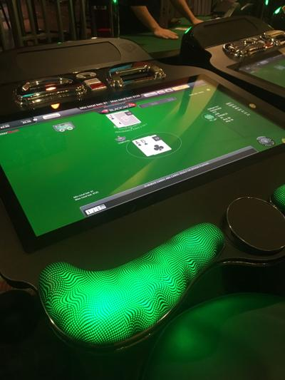 Running Aces introduces new gaming technology