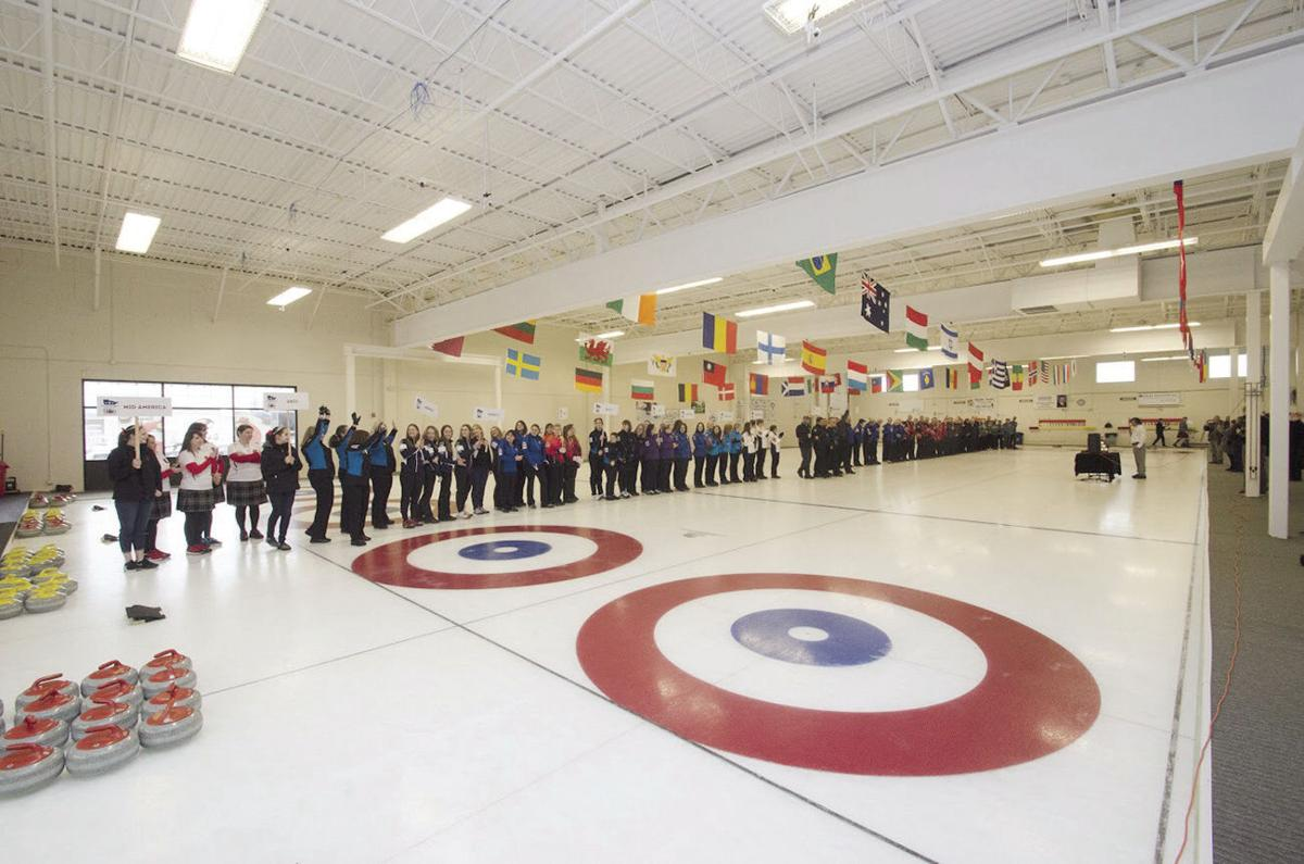 Curling for a championship | Lakeville | hometownsource com