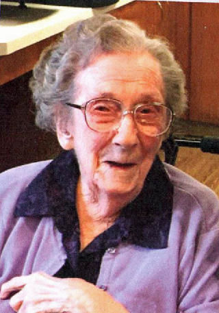 Beatrice Jobe, 97
