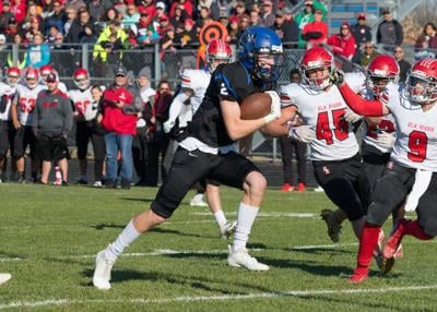 Elk River-Rogers football games were a treat to watch and sportsmanship gushed