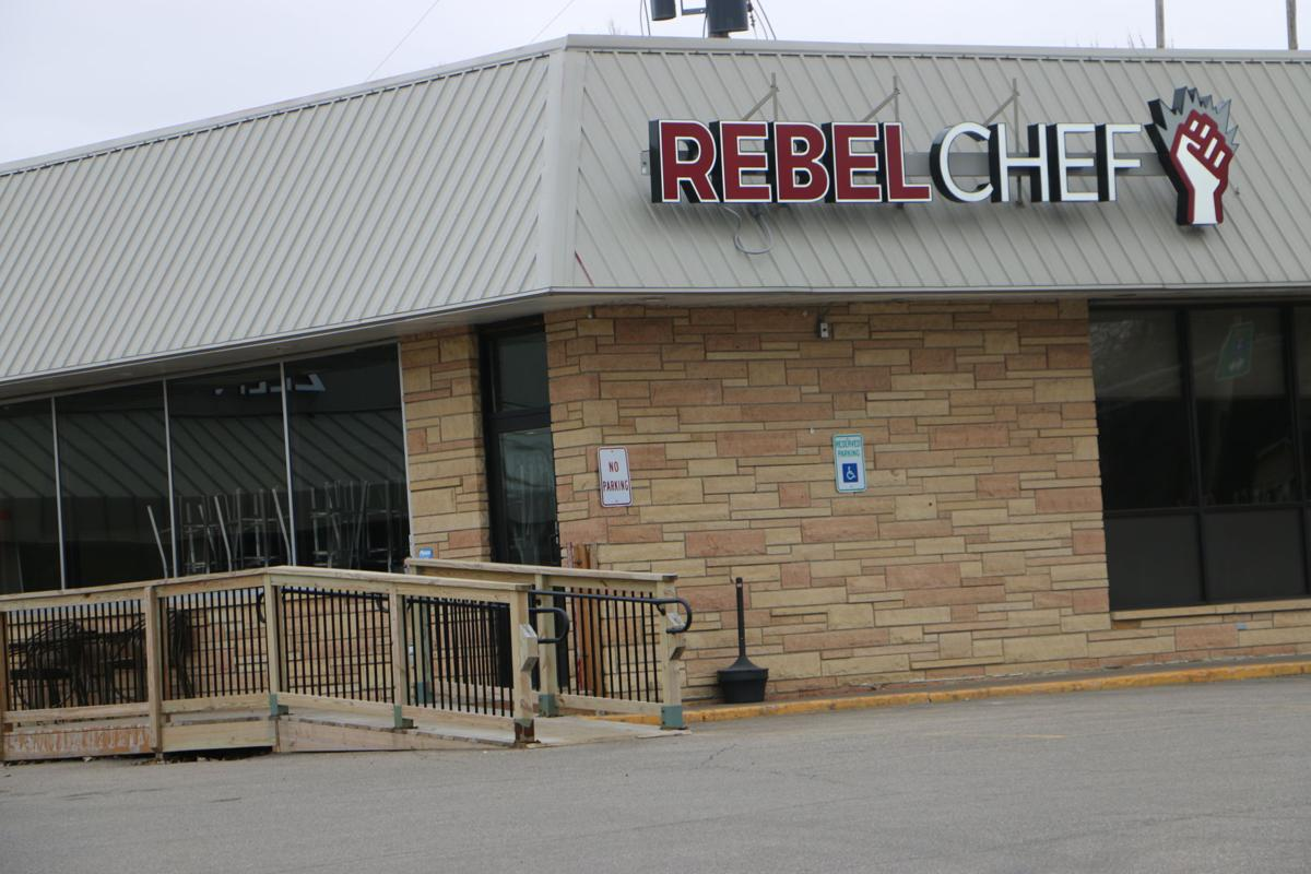 Rebel Chef restaurant in Farmington