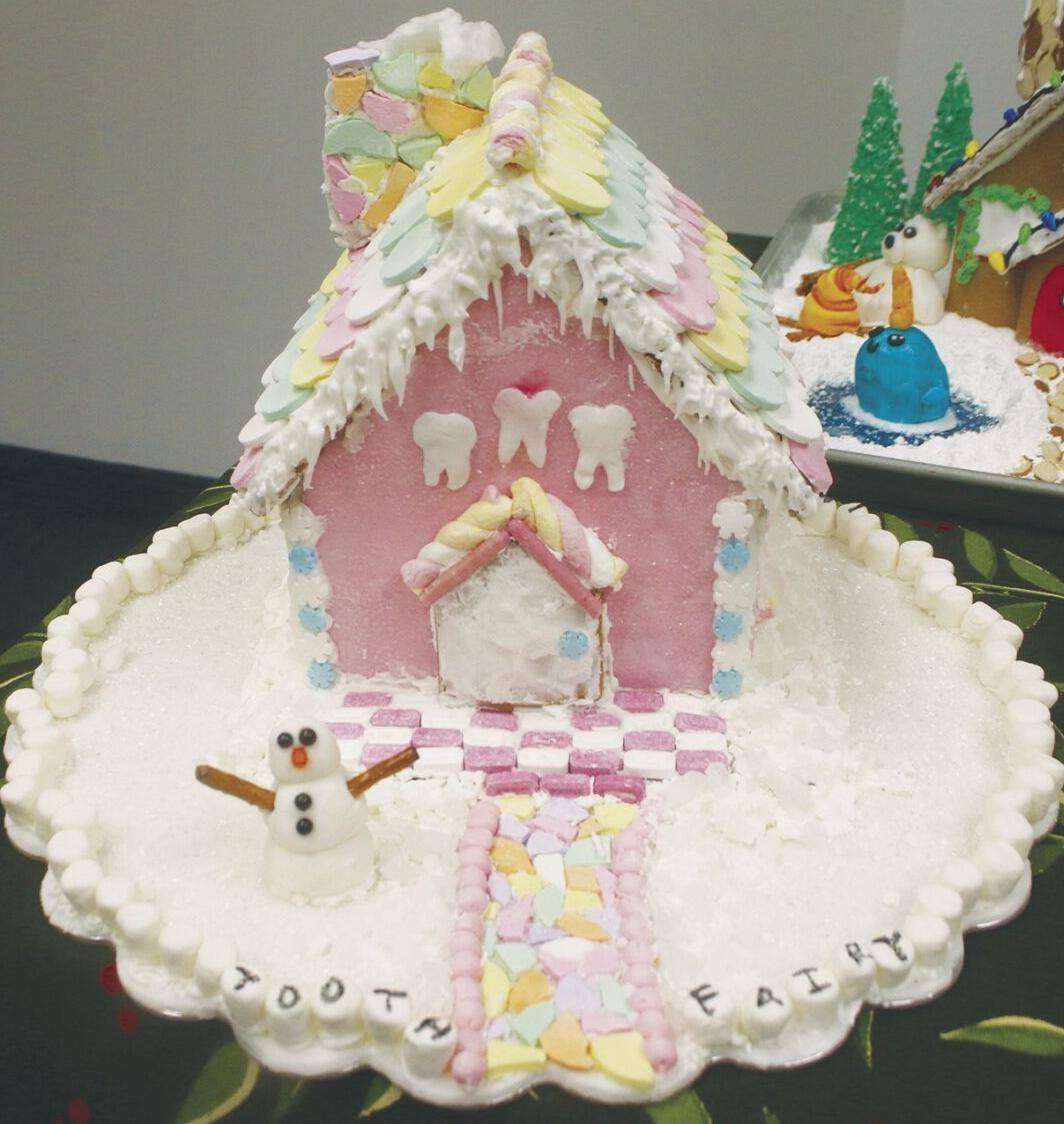 gingerbread tooth fairy