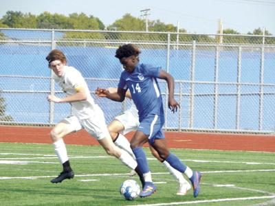 Knights get win, tie in conference games