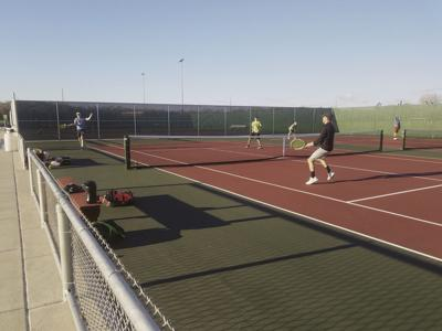 Tennis courts across Elk River open again