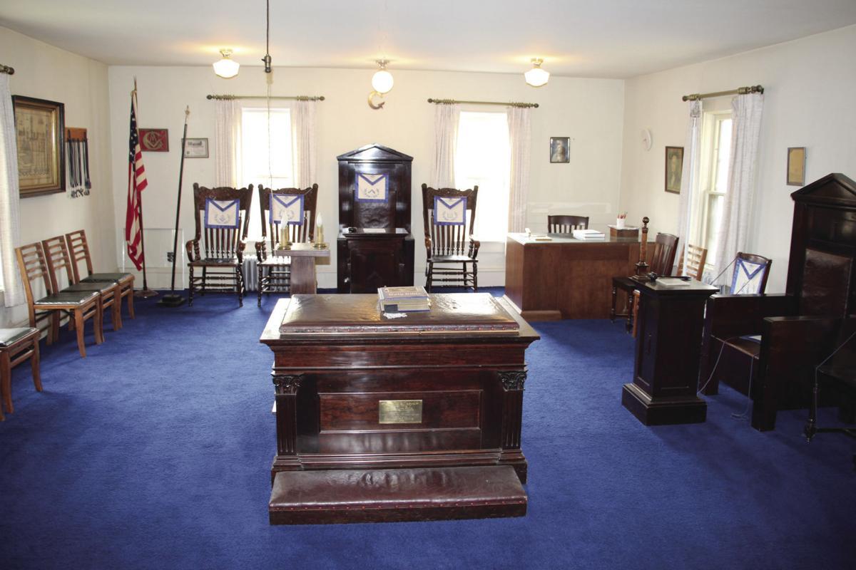 Masons meeting room.JPG