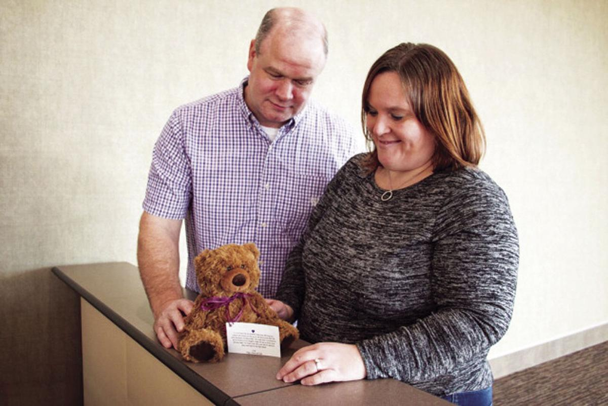 Paige Bears give parents something to hold onto
