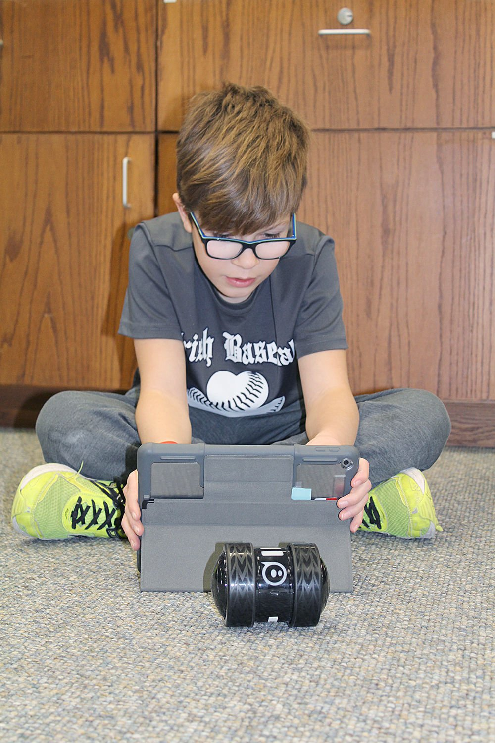 Scott Highlands Middle School continues Hour of Code tradition