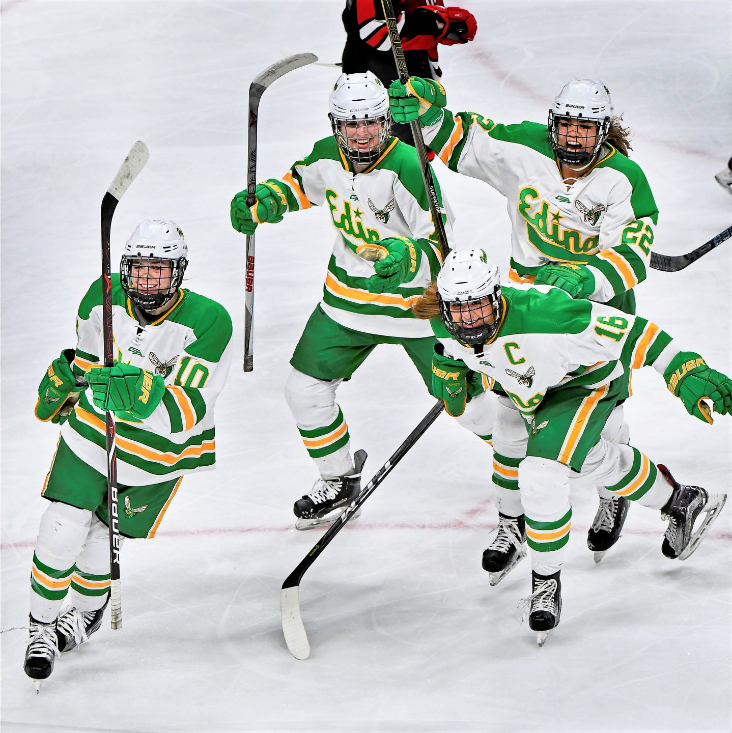MN H.S.: Girls - All Systems Are Go For Edina's Champions