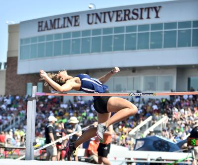 Breck Saylor Hawkins track and field