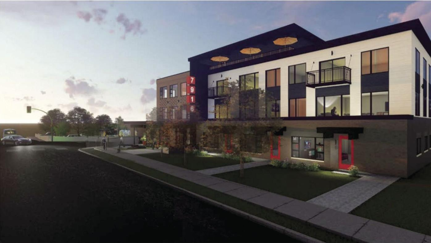 Texa-Tonka Apartments plan gains St. Louis Park Planning Commission's backing - 1