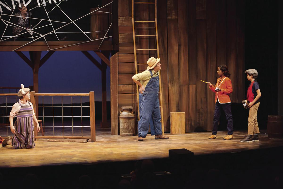 Stages Theatre Company kicks off its 35th season with 'Charlotte's Web'