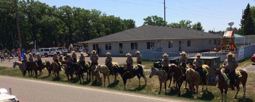 Sherburne County Mounted Patrol