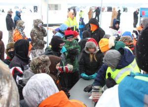 Lions carve out frozen-lake fun for everyone 30th annual ice