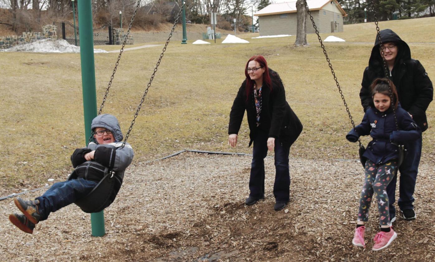Talley at City Park