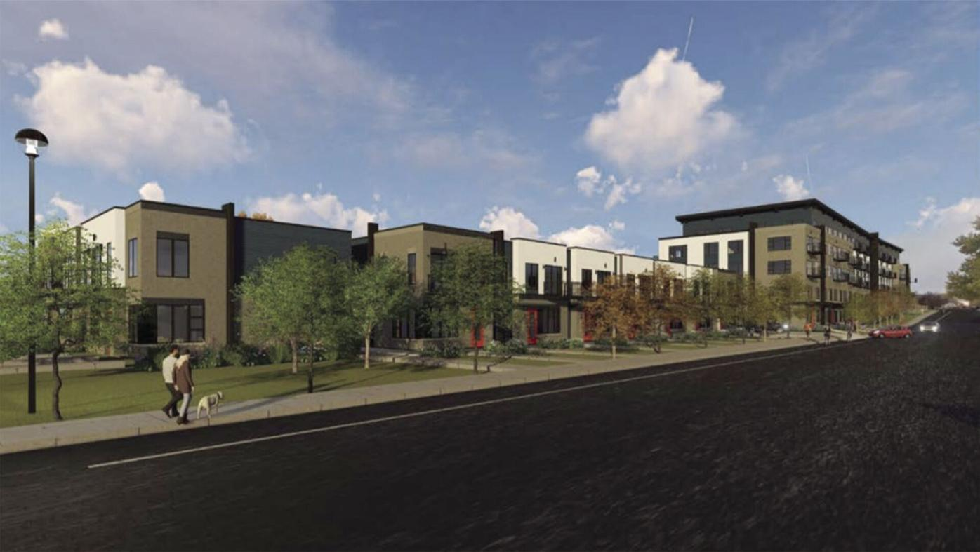 Texa-Tonka Apartments plan gains St. Louis Park Planning Commission's backing - 2