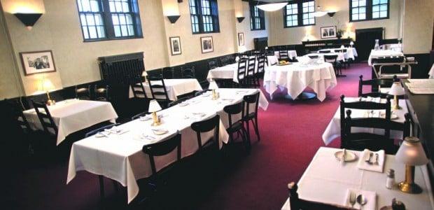 Kennedy Manor Dining Room Bar