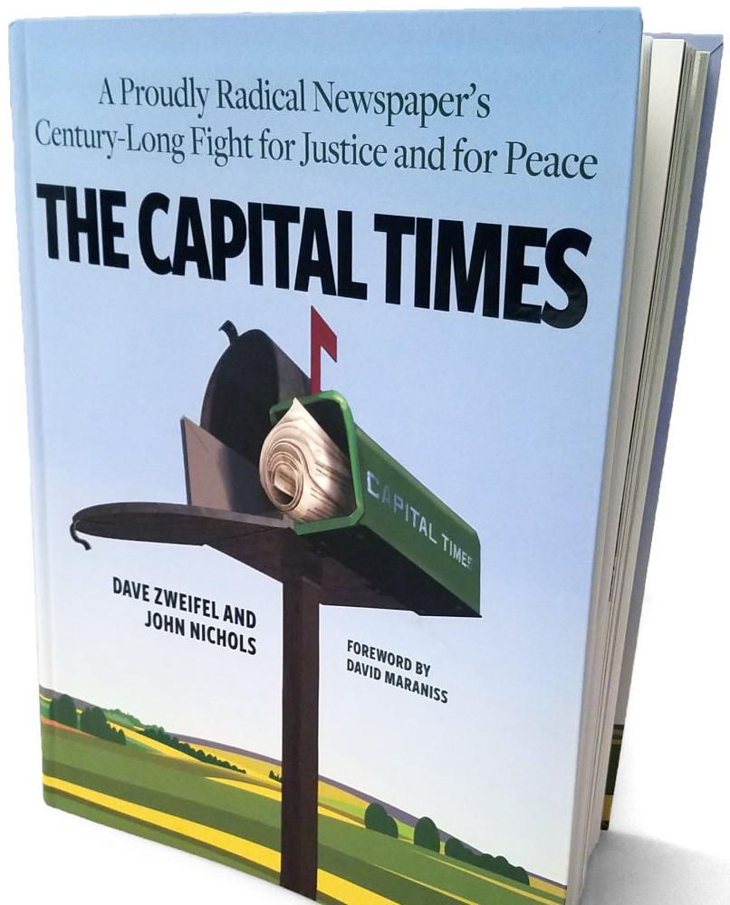 The Capital Times book