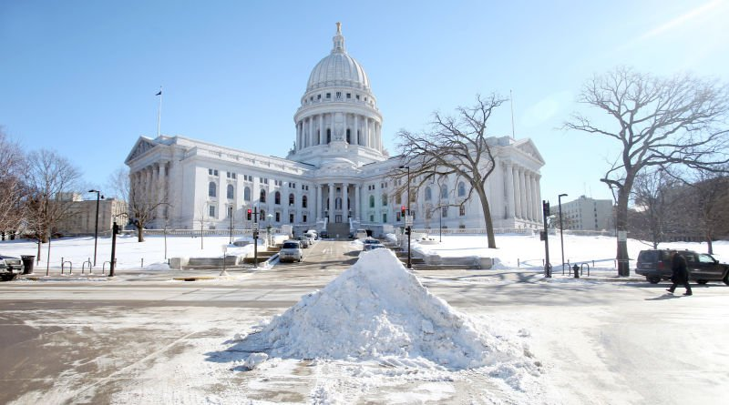 Finally! Madison Above Freezing For First Time In 23 Days