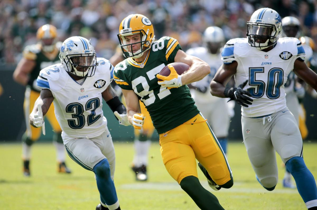 Packers Unrealistic expectations don t bother Jordy Nelson who