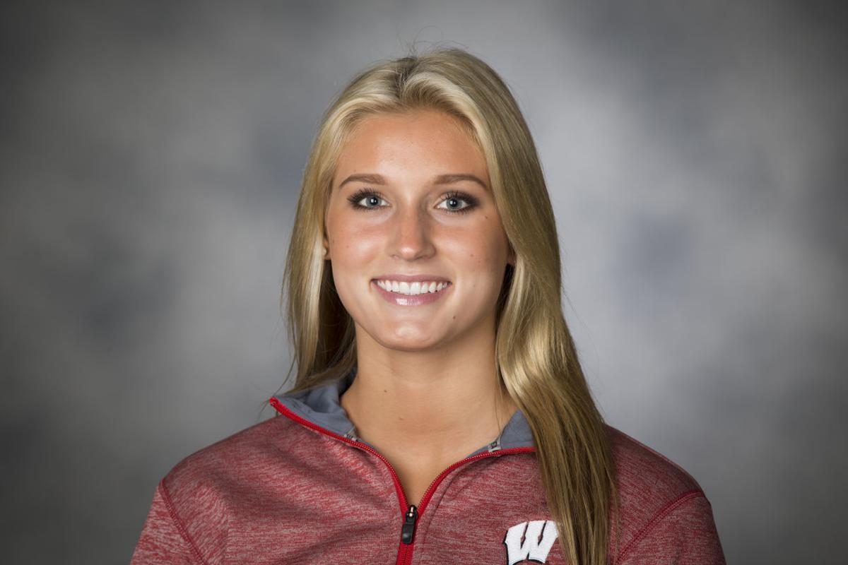 Badgers Women S Hockey Wisconsin S Sophia Shaver Named