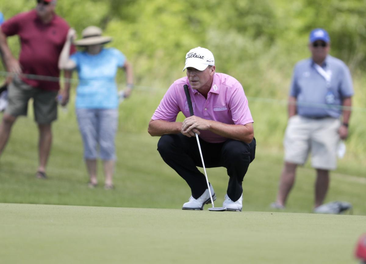 photos american family insurance golf tournament kicks off in