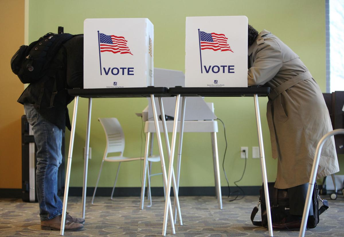 Editorial: Don't forget today's special elections