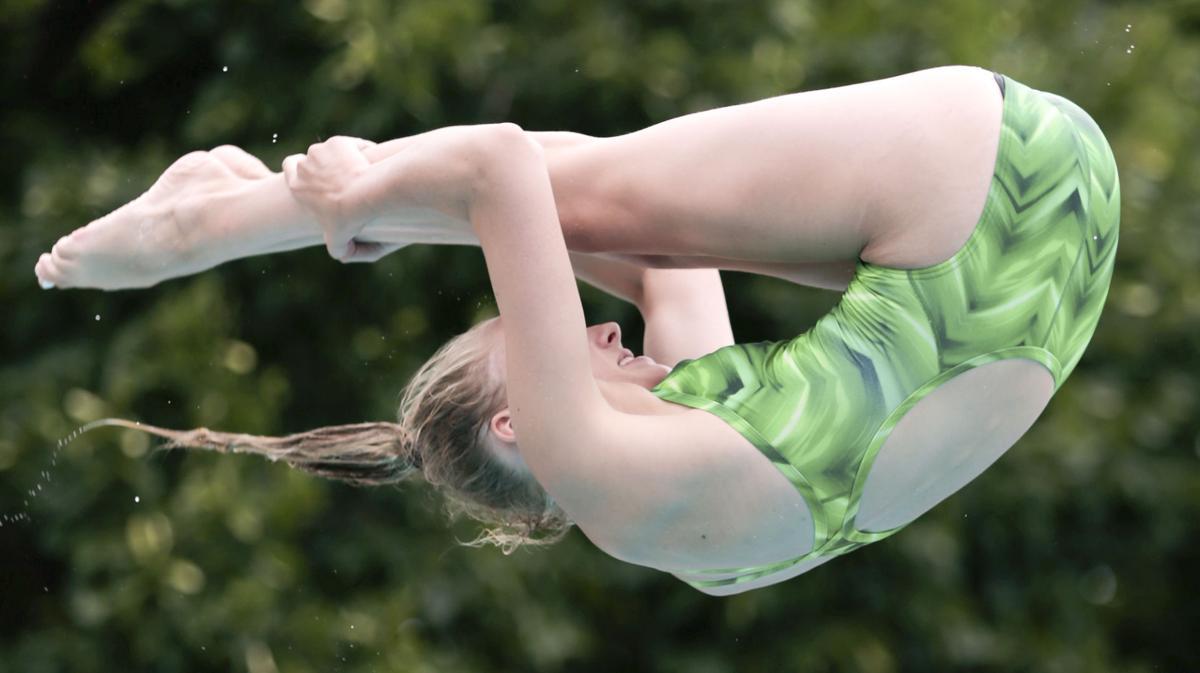 WIAA diving: Verona/Mount Horeb's Maggie Nunn