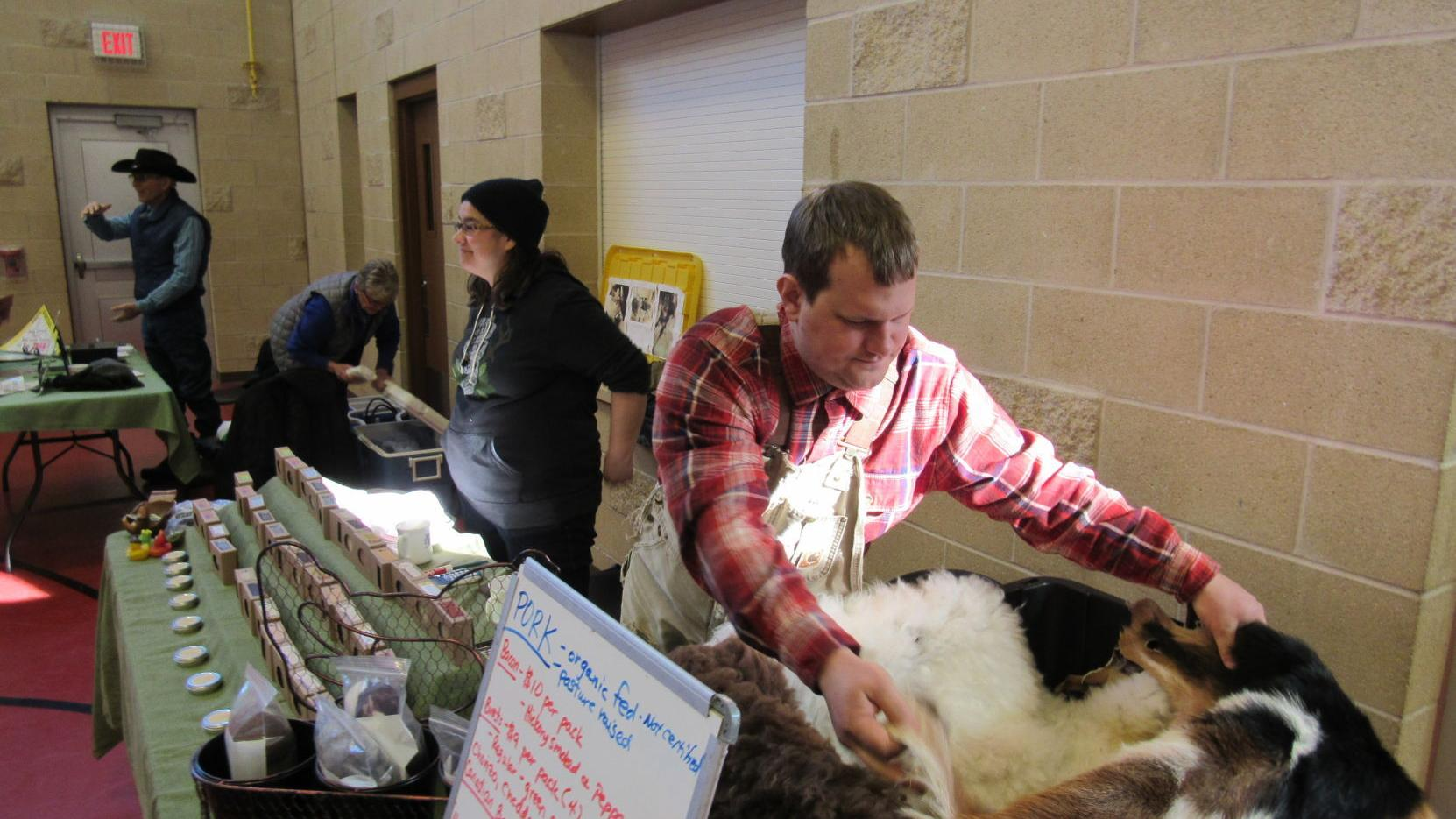 MadWest Winter Farmers Market offers intimate experience