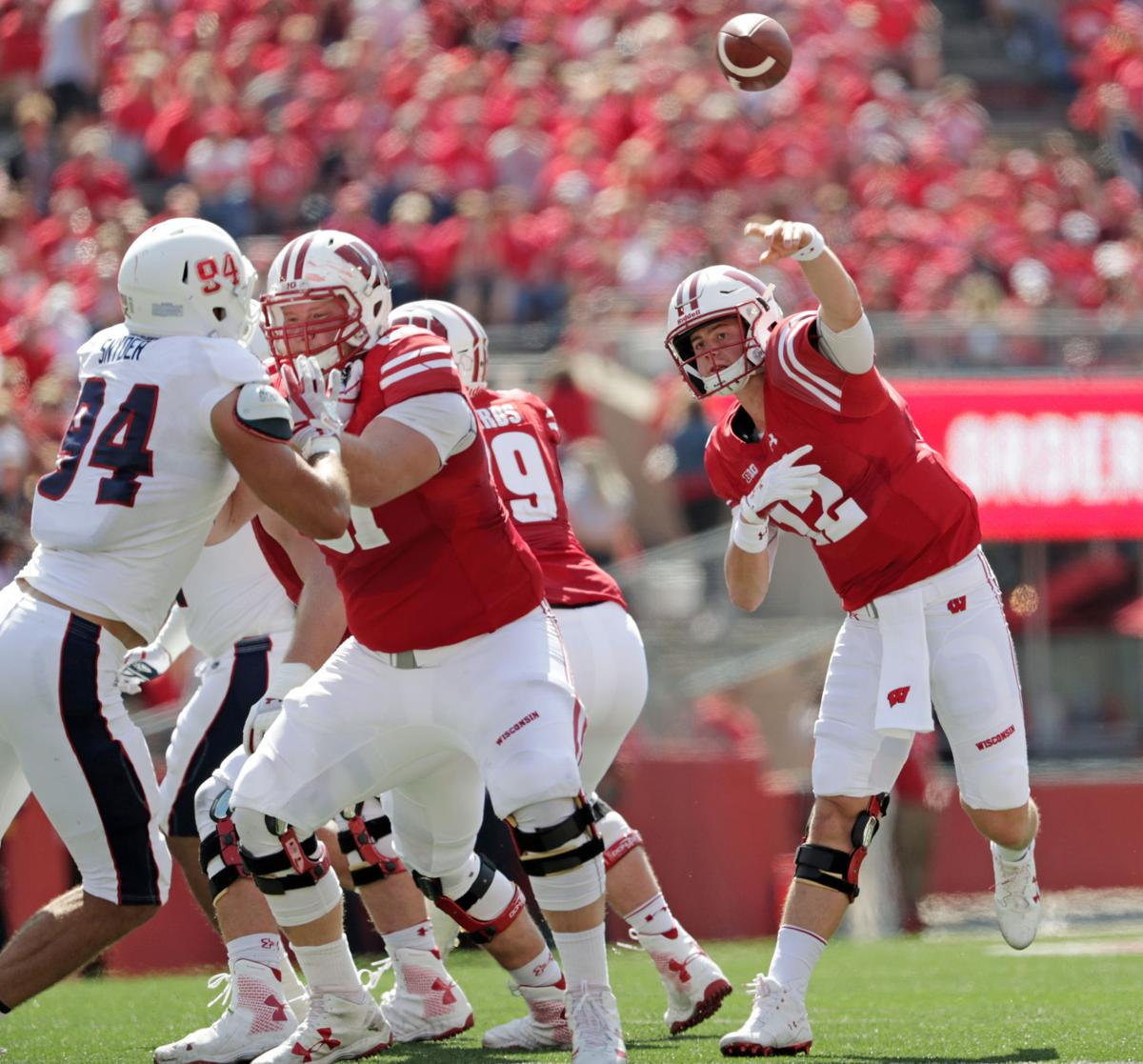 Hornibrook-byu test for offense